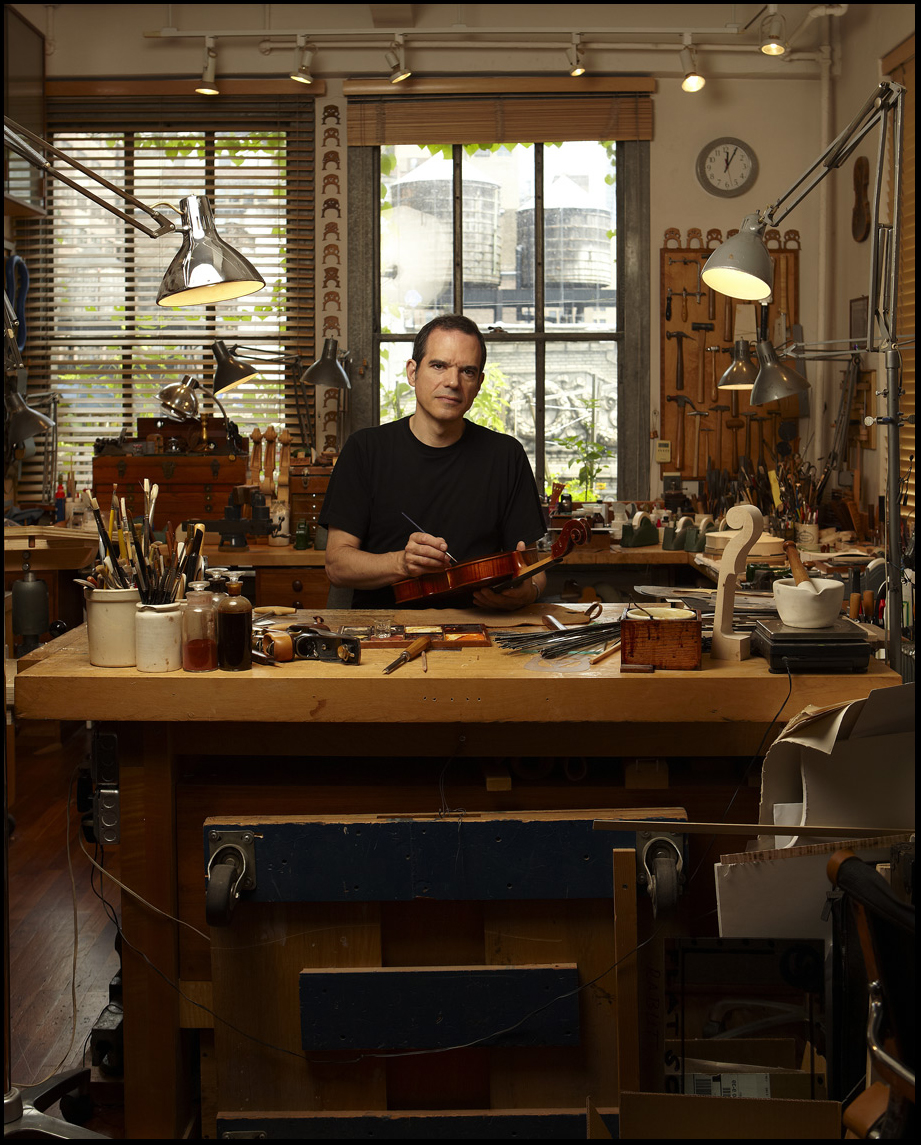 Guy Rabut Violin Maker